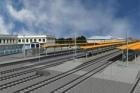 SŽDC vypsala miliardový tendr na rekonstrukci železničního uzlu Břeclav