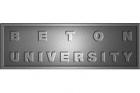 Beton University – seznamte se s moderními trendy ve využití betonu