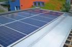 """""""Střecha ve střeše"""" – fotovoltaická instalace pro novostavby a rekonstruované střechy"""