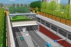 Dobrovského tunely v Brně se otevřou dopravě 31. srpna