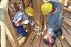 Spojovací prostředky SFS intec pro spolehlivé stavby ze dřeva