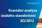 Kvartální analýza českého stavebnictví 3/2012
