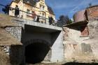 V Jablonci byl po roce zprovozněn důležitý most v Kamenné ulici