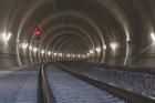Na Benešovsku byl otevřen devátý nejdelší železniční tunel v ČR
