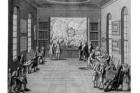 Výstava historických atlasů měst v Clam-Gallasově paláci