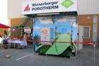 Wienerberger myslí ekologicky: zavádí plnicí stanici na stlačený plyn