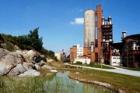 Tuzemská výroba cementu v pololetí klesla o 10 procent