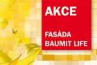 Akce Fasáda Baumit Life