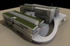ZČU staví v Plzni centrum výzkumu a vzdělávání za 1,6 miliardy korun
