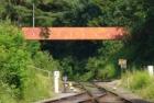 Domažlice obnovily akvadukt, voda i stezka vede nad železnicí