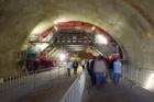 Den otevřených dveří v tunelovém komplexu Blanka