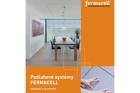Vyšel nový katalog pro plánování a zpracování podlahových systémů FERMACELL