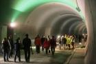 V Den otevřených dveří navštívilo tunel Blanka 21 tisíc lidí