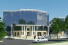 PSJ staví v Soči multifunkční komplex Torgovyj Kvartal