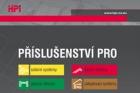 Nové produktové listy HPI-CZ