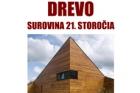 Závěrečná pozvánka na konferenci Drevo – surovina 21. storočia