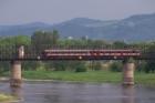 Železniční most v Děčíně nahradí nový, cena je kolem 80 miliónů
