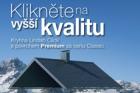 Lindab Click Premium se slevou 50 korun na metr čtvereční