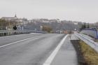 Nový most přes silnici R10 u Benátek nad Jizerou