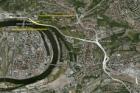 Další etapa vnitřního okruhu Prahy má kladné posouzení EIA, na stavbu ale nejsou finance