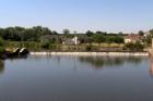 Povodí Vltavy dokončilo protipovodňovou ochranu Dráchova