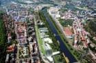 Karlovy Vary vyhlásí architektonickou soutěž na řešení území kolem Ohře