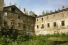 Občanské sdružení připravuje záchranu zničeného zámku v Lipové