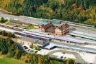 Železniční uzel Ústí nad Orlicí bude modernizovat Eurovia