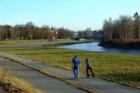 Povodí Vltavy dokončilo protipovodňové úpravy v Českých Budějovicích
