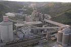 Výroba cementu klesla za tři čtvrtletí o 10 procent