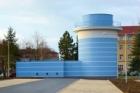 Léčebné lázně Bohdaneč mají nový vodojem na minerální vodu