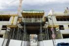 Barrandov Hills II – ukázka možností monolitických betonových konstrukcí