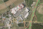 Vedle plzeňské průmyslové zóny vzniknou tři obří nákupní centra