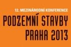 Konference Podzemní stavby Praha 2013