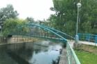 Beroun vybuduje novou lávku pro pěší přes řeku Litavku