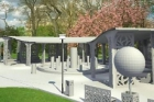 Lednice vypsala zakázku na stavbu kolonády, promenády a amfiteátru
