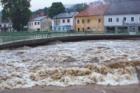 Rakousko dokončilo ochrannou hráz podél řeky Moravy
