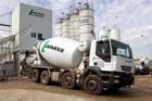 Největší světový producent cementu Lafarge se vrátil k zisku