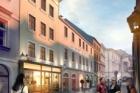 V historickém centru Prahy vznikne nový luxusní hotel