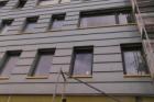 """Protipožární desky Firepanel A1 na """"zelené"""" administrativní budově v Brně"""