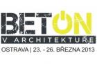Pozvánka na konferenci Beton v architektuře v kontextu industriálních památek