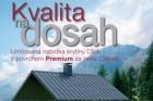Krytina Lindab Click Premium na jaře za zvýhodněnou cenu