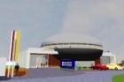 V Hradci Králové začala stavba digitálního planetária