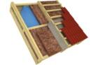 Knauf Insulation LDS – jeden systém pro mnoho variant zateplení šikmé střechy