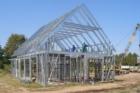 LindabConstruline – stavební systém pro suchou výstavbu nízkoenergetických a pasivních objektů