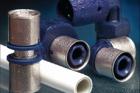 Nové patentované tvarovky Wavin M-press pro univerzální použití