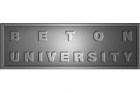 Trendy v betonu na seminářích Beton University