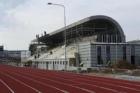 Nový stadion za 100 miliónů bude od léta sloužit atletům v Plzni