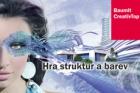 Novinka Baumit CreativTop – omítka pro vytvoření dekorativní fasády