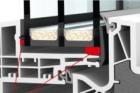 FIX-O-ROUND – celoobvodová fixace okenních tabulí